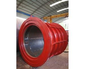 承插口钢筋混凝土排水管钢模